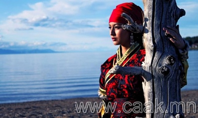 Монголын vзэсгэлэнт охид (81 фото) №95