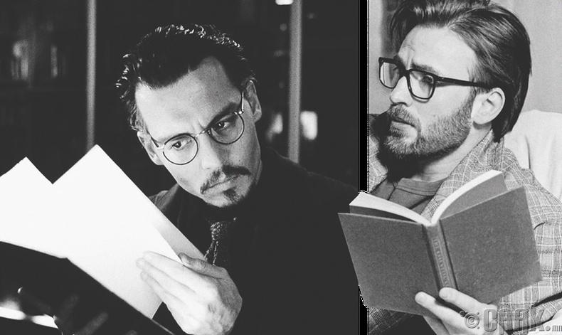 Ном уншдаг эрчүүд