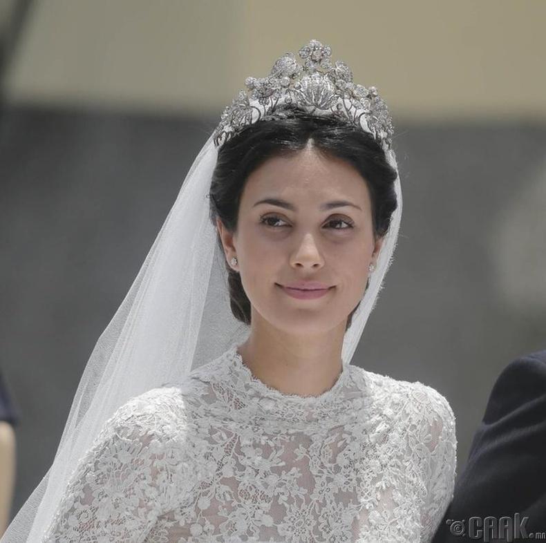 Ханноверийн гүнж Алесандра бе Осма (Alessandra de Osma)