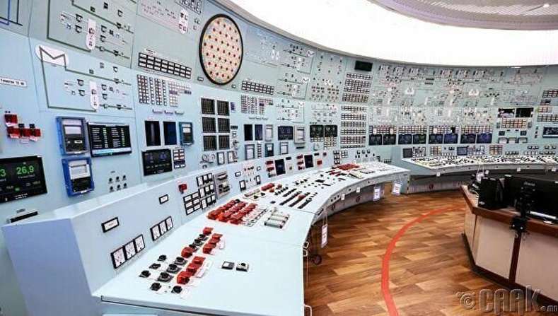 Цөмийн цахилгаан станцын удирдлагын хэсэг
