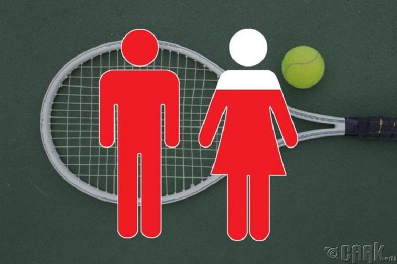 Ямар ч спортын төрөлд эмэгтэй тамирчид багаар үнэлэгддэг