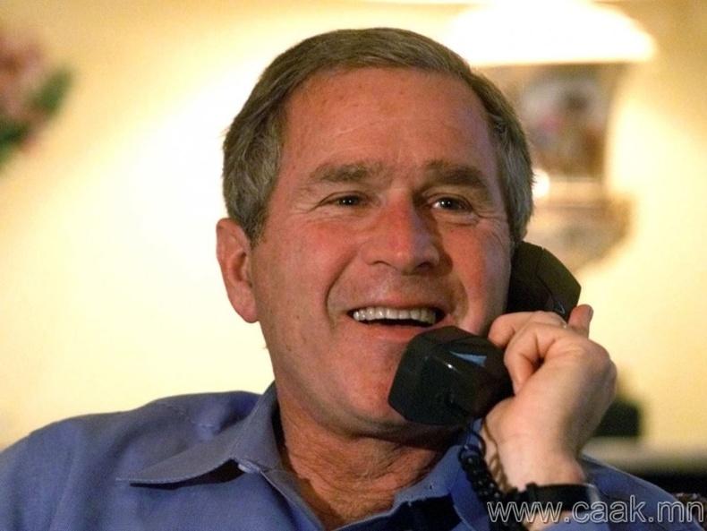 Жорж Уокер Буш (George Walker Bush)