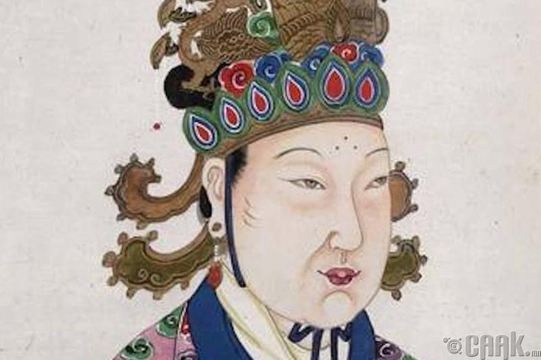 Чадварлаг удирдагч У Зэ Тянь хатан