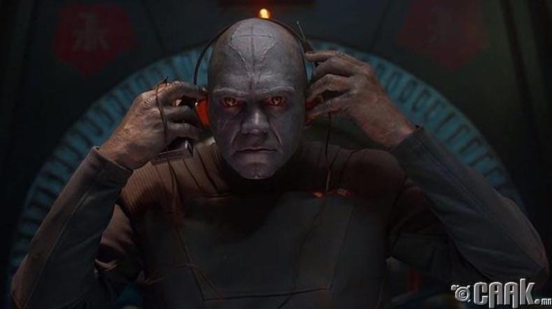 """Сансрын хамгаалагчид"" (Guardians of the Galaxy)"