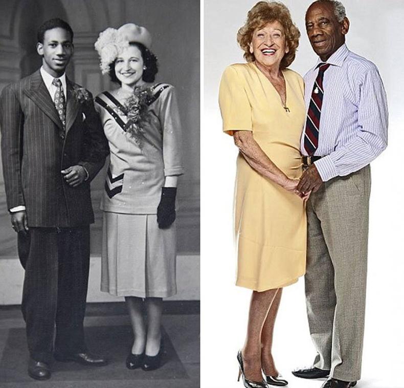 Мэри ба Жэйк - 73 жил цуг байгаа