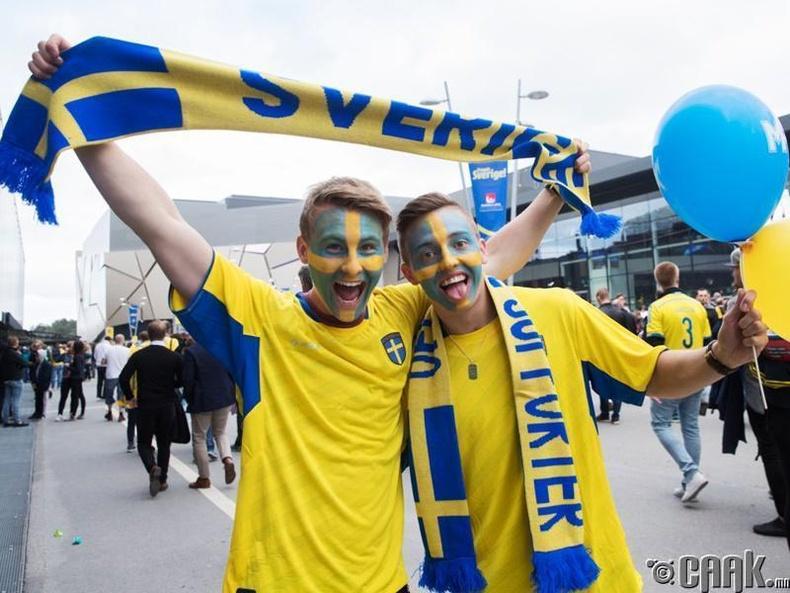 Швед (ДНБ: $53.077)