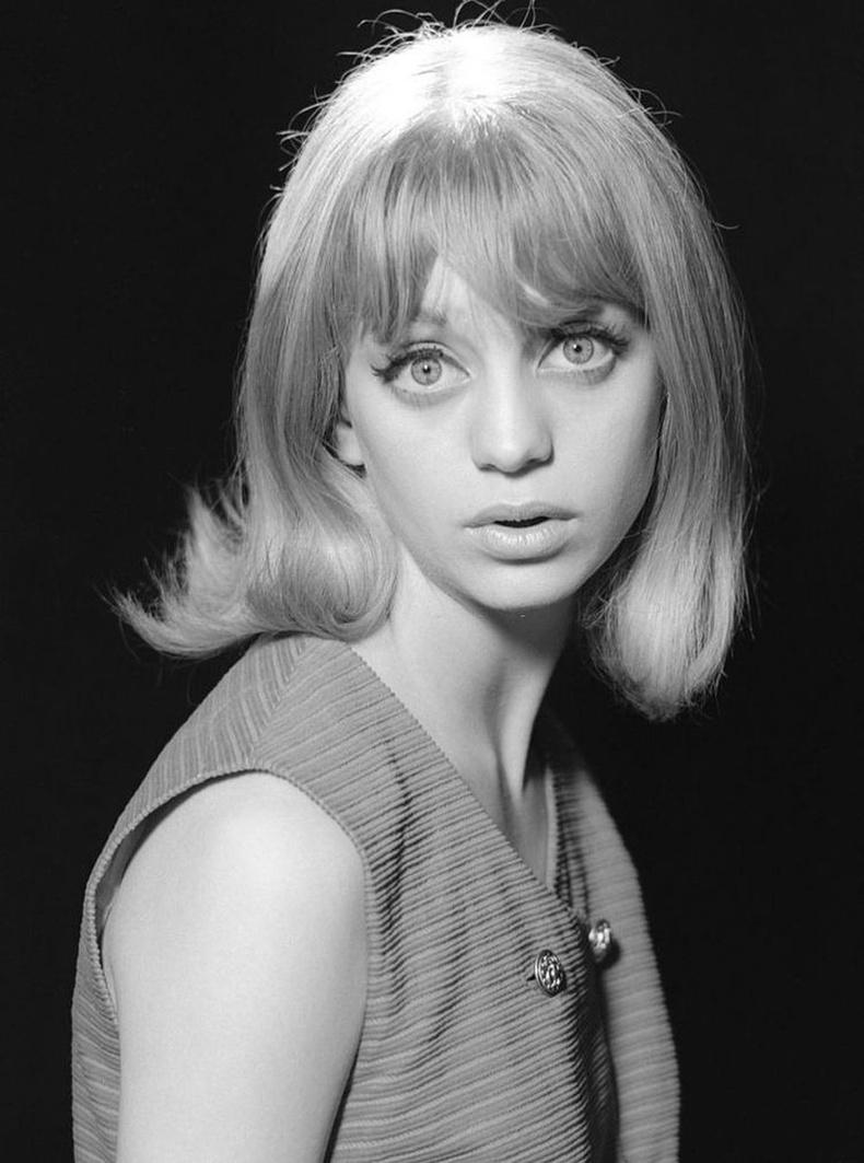 Голди Хоун (Goldie Hawn) 20 насандаа