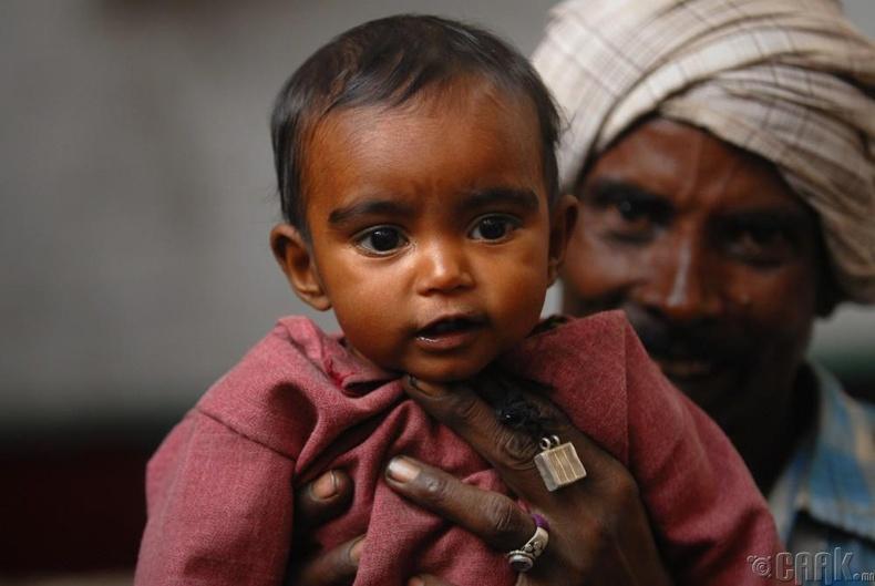Нэр нь тодорхой бус (Энэтхэг) - 8 настайдаа ээж болсон