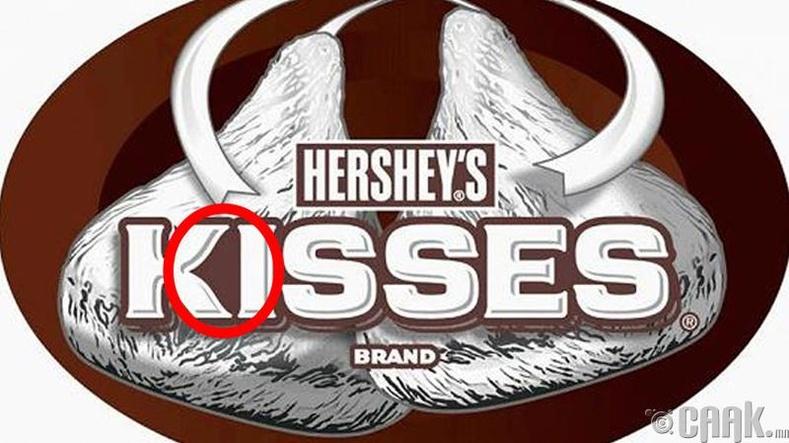 """Hershey's Kisses"""
