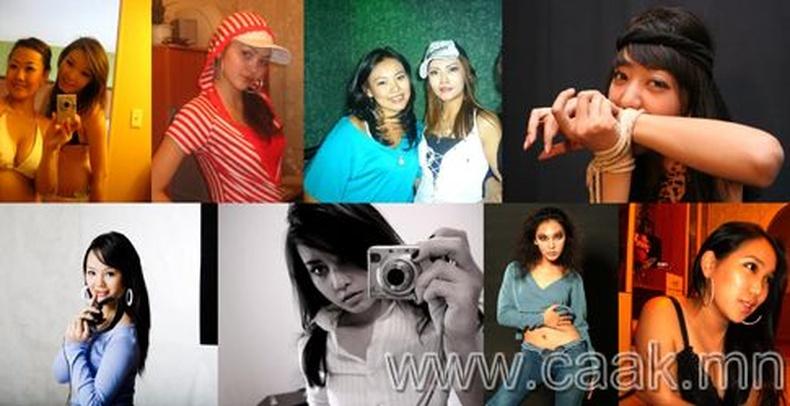 Монголын vзэсгэлэнт охид (85 Фото) №49