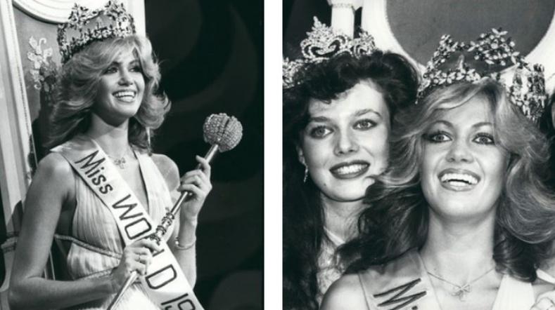 Габриэлла Брум — «Дэлхийн Мисс» 1980  он