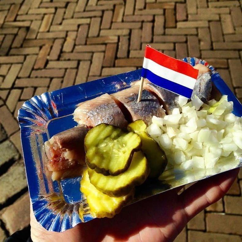 Soused Herring — Нидерланд