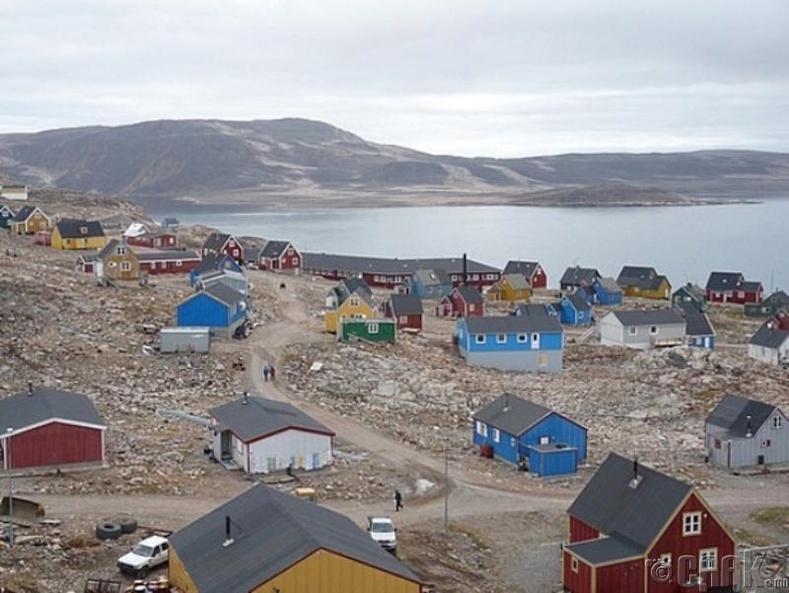Иллоккортоормиут, Гренланд