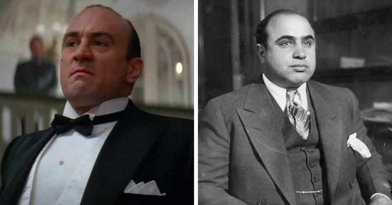 """The Untouchables"" (1987), ""Capone"" (2020)"