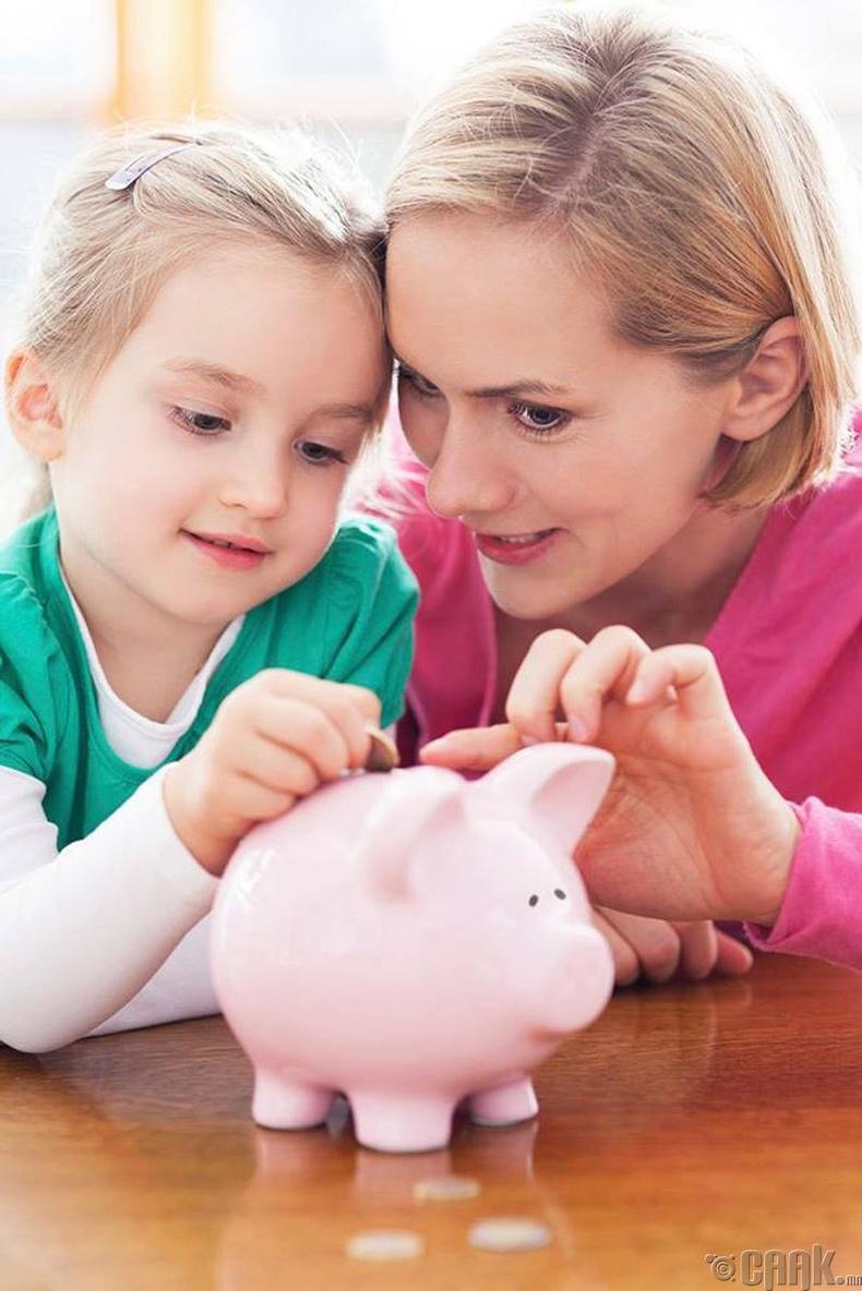 Яагаад тэднийг мөнгөтэй харьцаж сургах хэрэгтэй вэ?