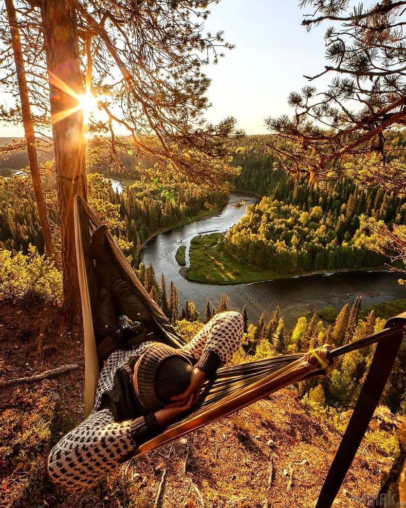 Финландчууд ихэнх цагаа байгальд өнгөрөөдөг
