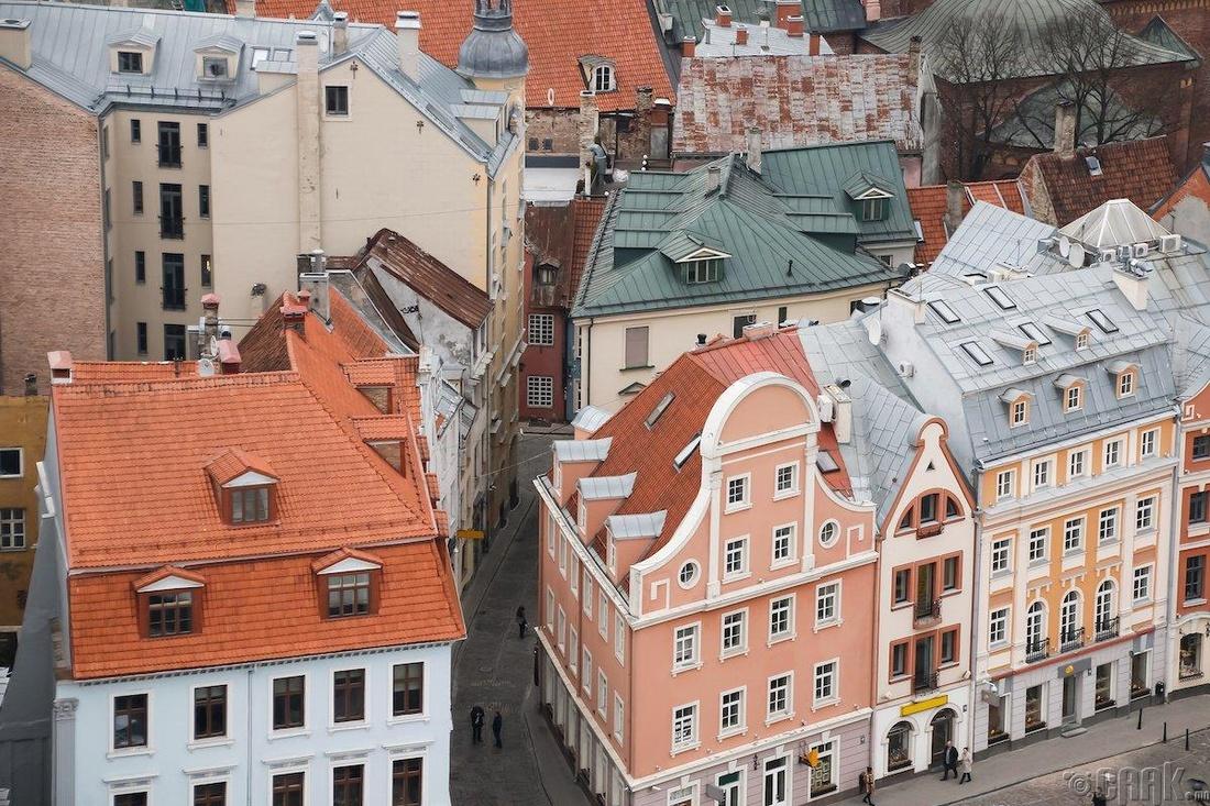 Рига, Латвия - 193.23 доллар
