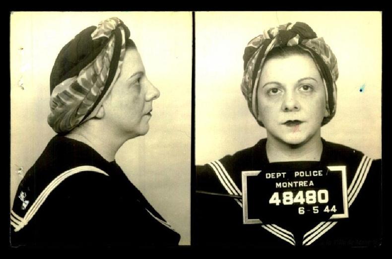 30-аад оны үед Монреаль хотын цагдаад бүртгэлтэй 5000 гаруй биеэ үнэлэгч байв.