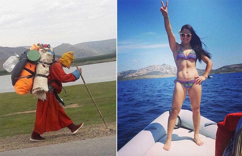 Монгол элдэв зураг (50 фото) №52
