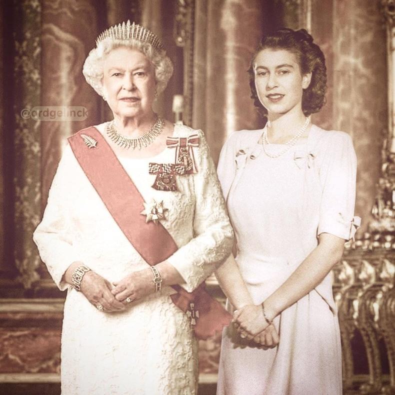 Хатан хаан II Элизабет (Queen Elizabeth II)