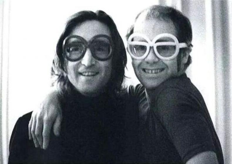 Элтон Жон, Жон Леннон нар.