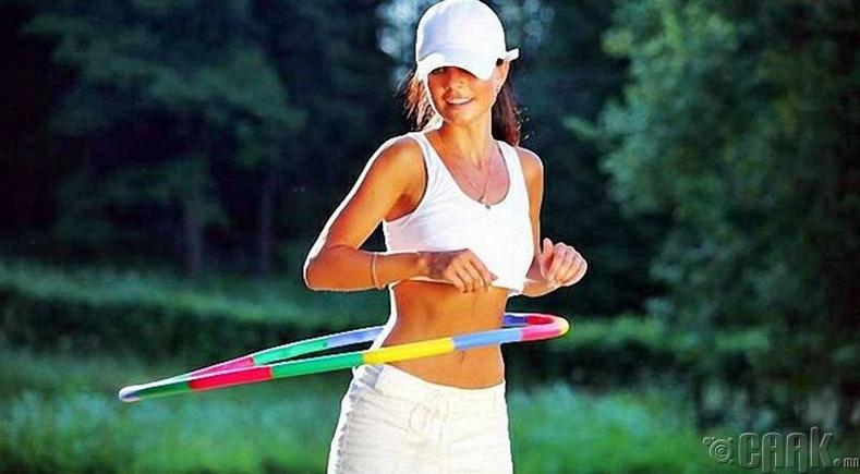 Цагирагтай дасгал хийхийн ач тус:
