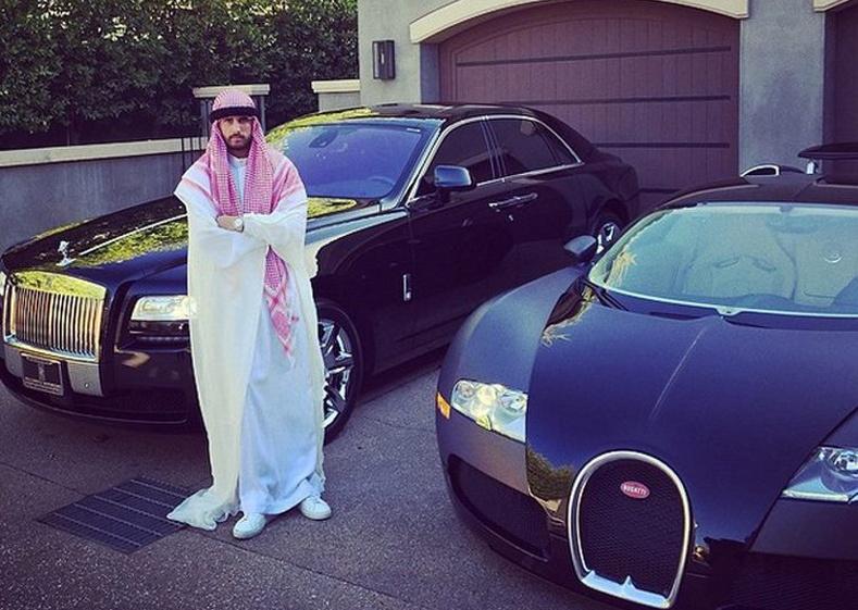 Арабын шейхүүд ямар машин унадаг вэ?