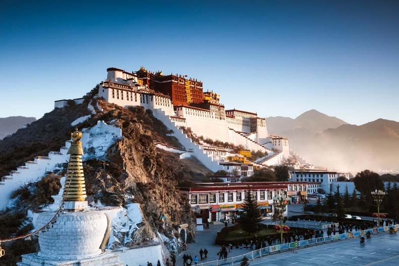 Лхас, Төвд