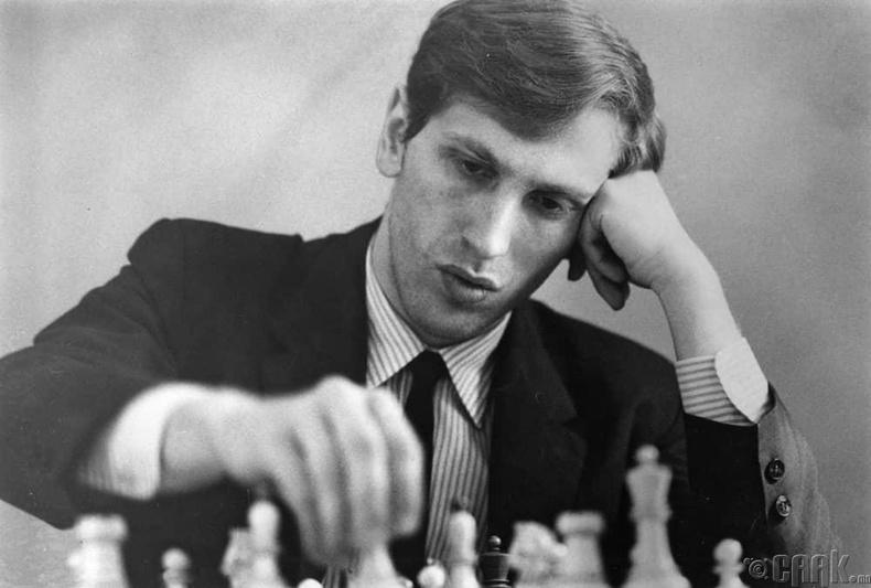 Бобби Фишер (Bobby Fischer)