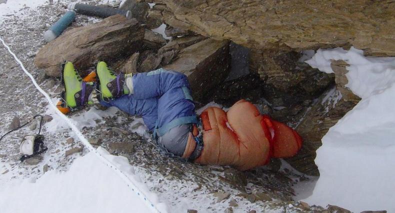 Эверест ууланд үүрд үлдсэн хүмүүсийн нууц