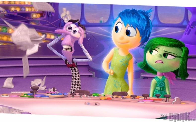 """""""Inside Out"""", 2016"""