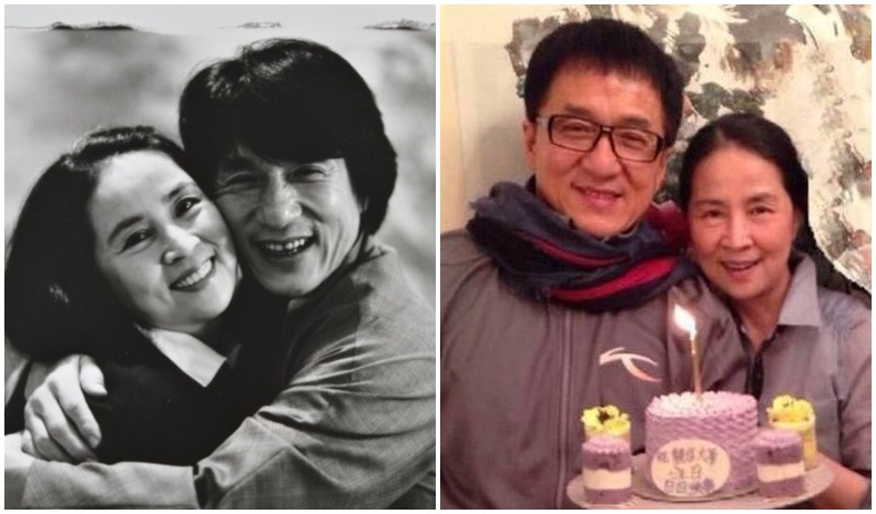 Жүжигчин Жеки Чаны урвалт, хүйтэн сэтгэлийг уучилж, насаар нь хайрласан бүсгүй