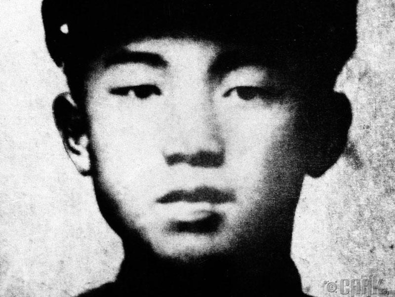 Хойд Солонгосын удирдагч Ким Ил Сен