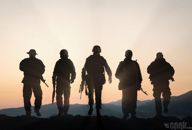 Цэргүүд амиа хорлох нь элбэг