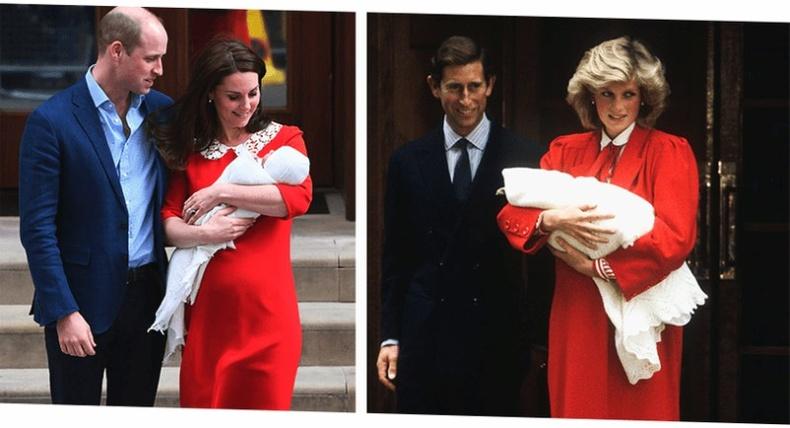 Кейт Миддлтон Диана гүнжийн хувцаслалтыг дуурайх дуртай