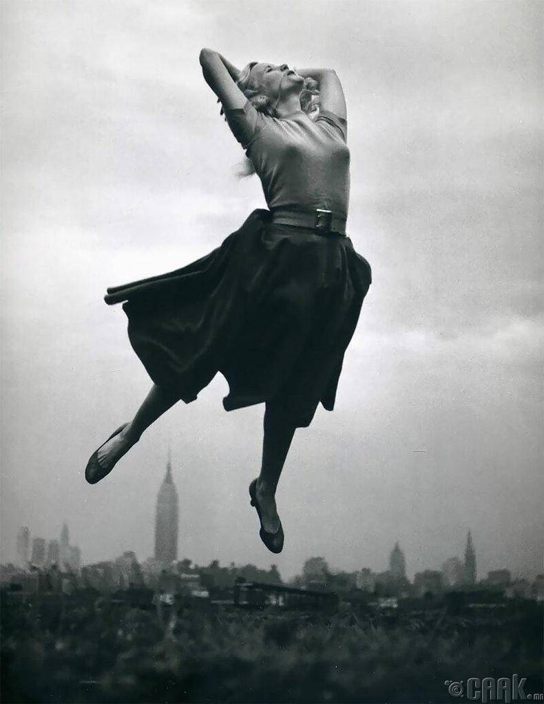 Жүжигчин Эва Мари Сент, 1954 он
