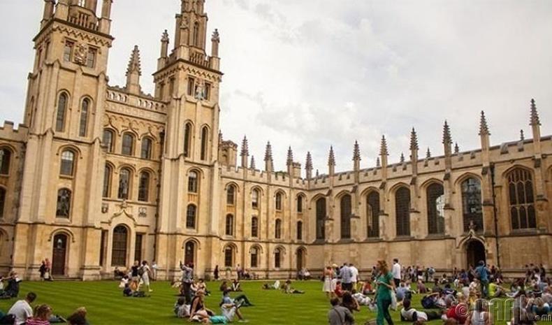 Оксфордын их сургууль Ацтекийн эзэнт улсаас өмнө бий болсон