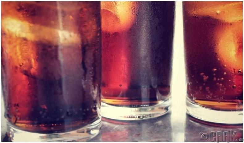 Хийжүүлсэн ундаа л уумаар байна уу?