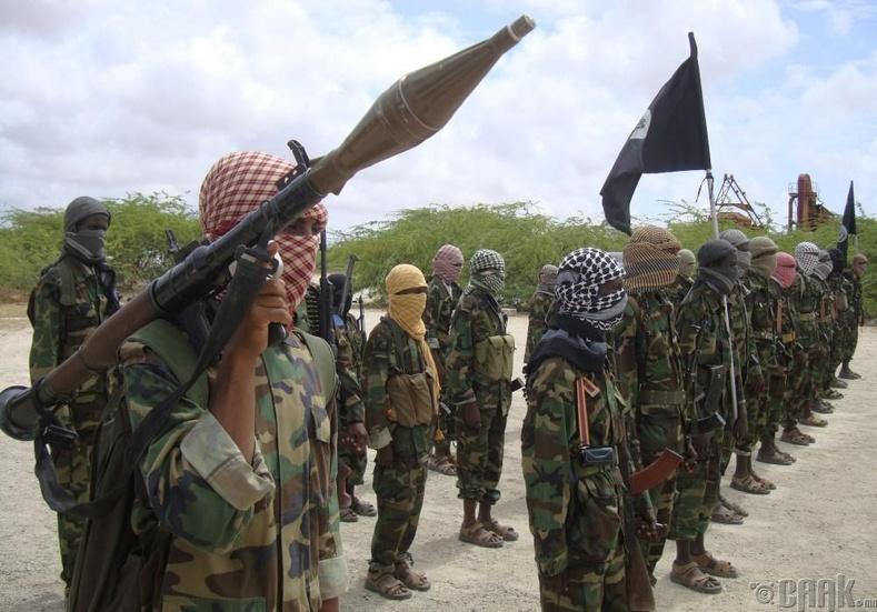 """""""Аль- Шабааб"""" (Al-Shabaab)"""