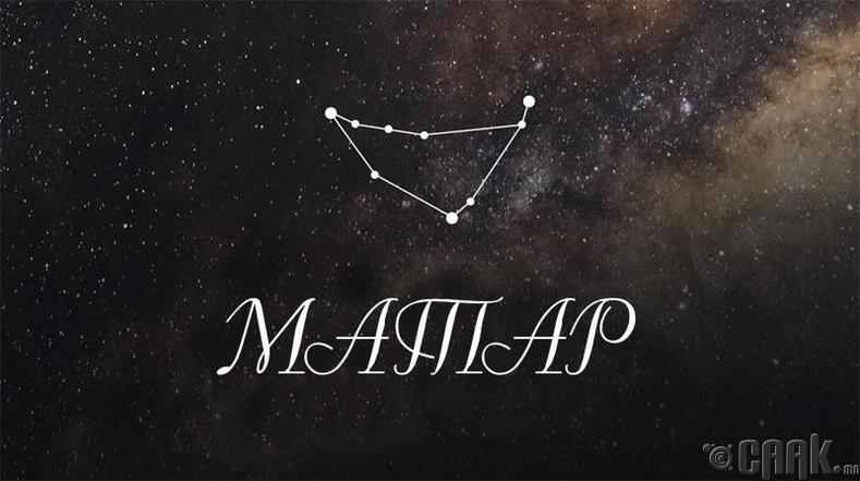 Матрын орд
