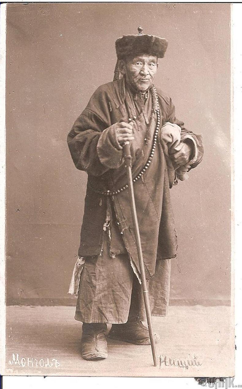 Монгол бадарчин - 1925 он