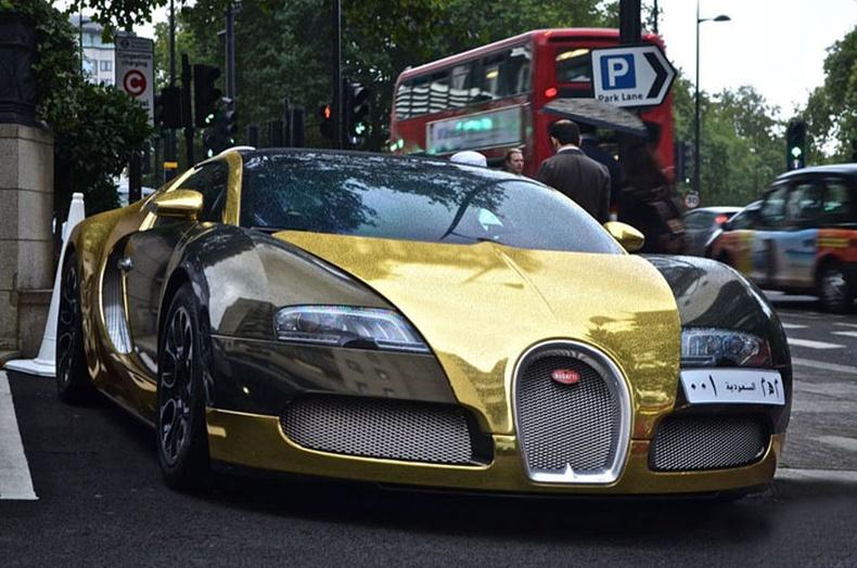 1.6 сая долларын үнэтэй машин