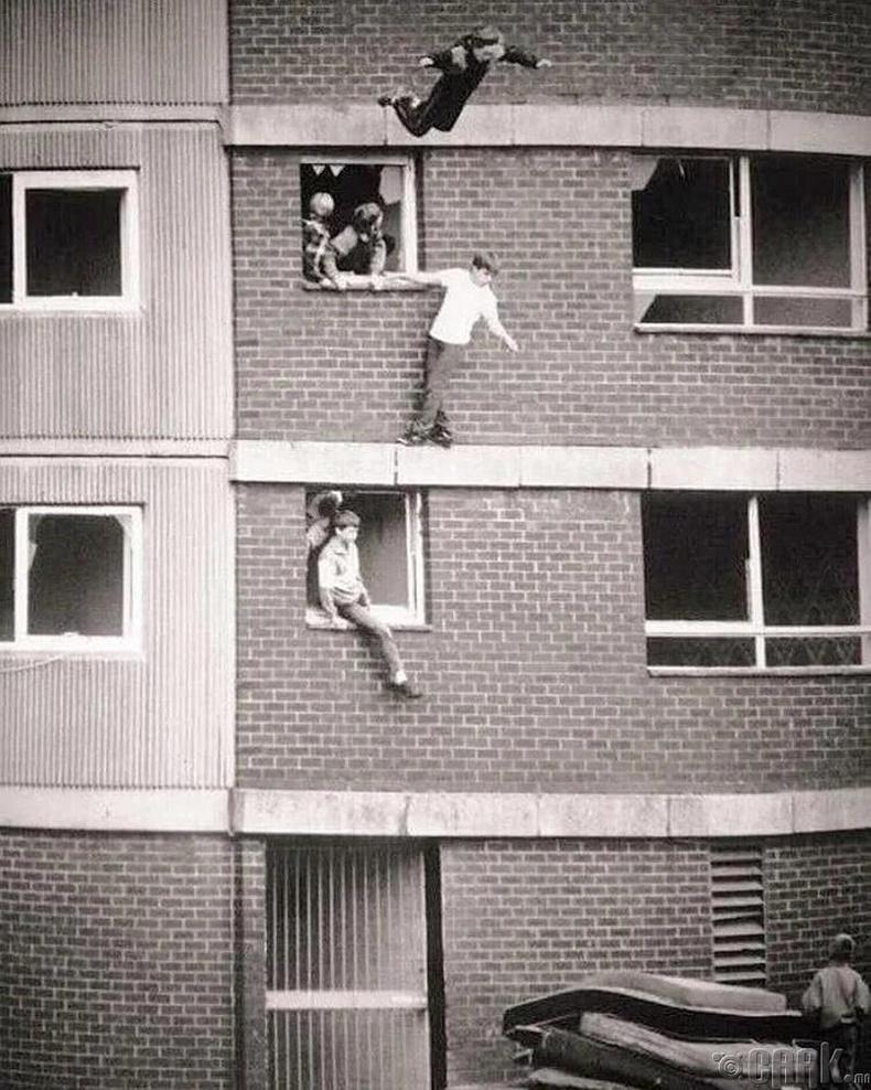 Тоглож буй Англи хүүхдүүд, 1978 он