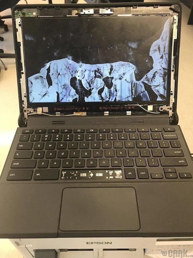 """""""Mиний ажилладаг сургуулийн хүүхдүүд компьютерээ ингэж ашигладаг"""""""