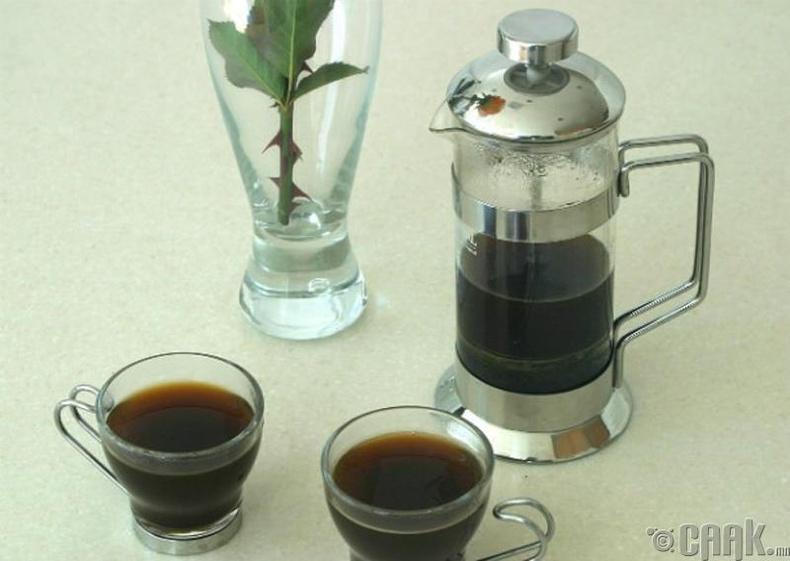 Кофе чанагч