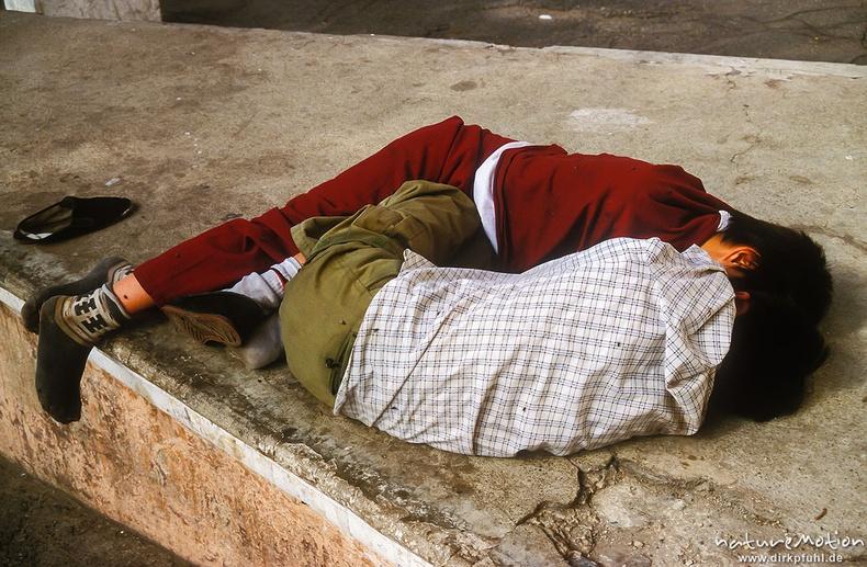 Орон гэргүй хүүхдүүд, Улаанбаатар