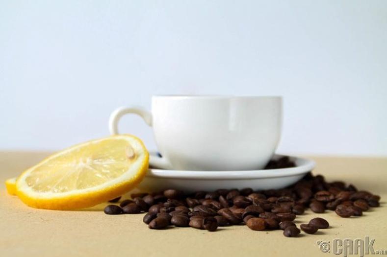 Кофеноос татгалзах