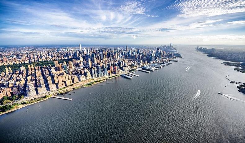 Манхэттены нисэх онгоцны буудал, Нью-Йорк
