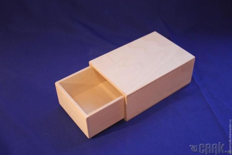Британийн шүдэнзний хайрцаг