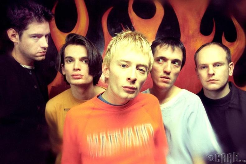 Radiohead, 1996